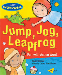 Jump, Jog, Leapfrog by Tracy Traynor image