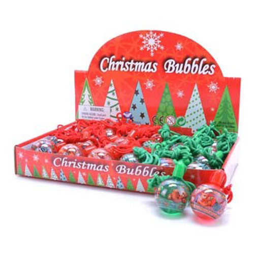 Paladone - Xmas Ball Bubble Necklace (Assorted Designs)