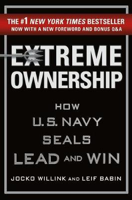 Extreme Ownership by Jocko Willink image