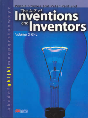 The A-Z Inventions and Inventors Book 3 G-L Macmillan Library by Pennie Stoyles image