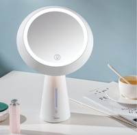 Midea Make-up Table Mirror with Ring LED Light