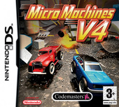 Micro Machines V4 for Nintendo DS