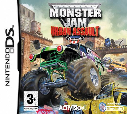 Monster Jam: Urban Assault for Nintendo DS