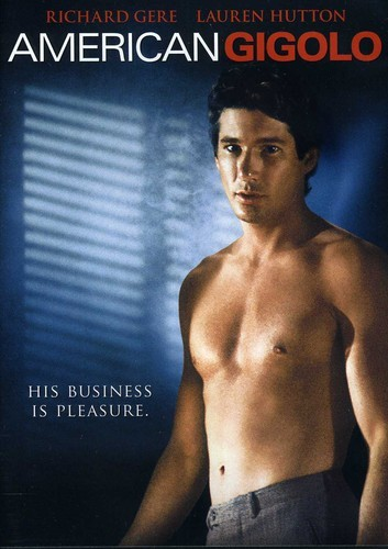 American Gigolo on DVD image