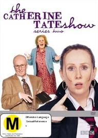 The Catherine Tate Show - Season 2 (2 Disc Set) on DVD
