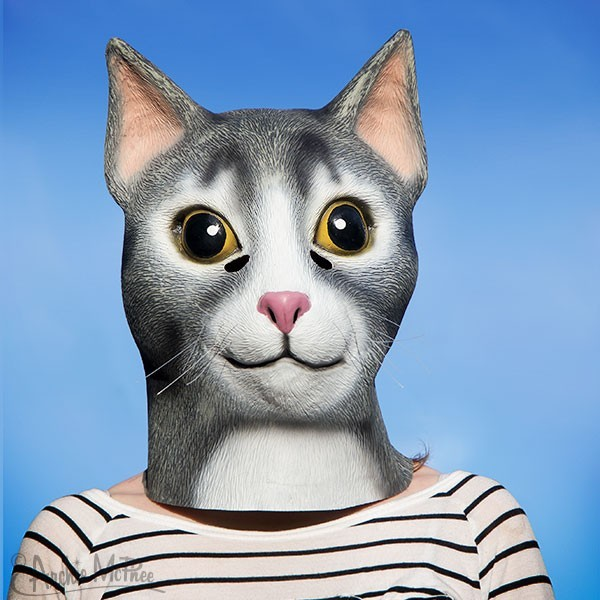 Cat Mask image
