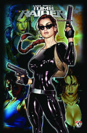 Tomb Raider Compendium Edition by Dan Jurgens image