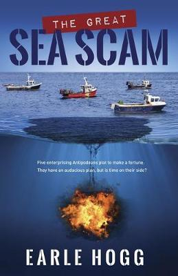 The Great Sea Scam by Earle Hogg image