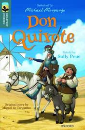Oxford Reading Tree TreeTops Greatest Stories: Oxford Level 19: Don Quixote by Sally Prue