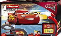 Carrera First: Disney Cars 3 - Slot Car Set #1 image