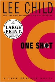 One Shot by Lee Child image