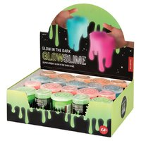 GLOW Slime - (Assorted Colours)