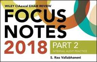 Wiley CIAexcel Exam Review 2018, Part 2 by Wiley