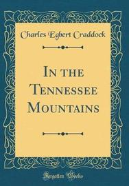 In the Tennessee Mountains (Classic Reprint) by Charles Egbert Craddock image