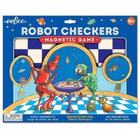 eeBoo: Robot Checkers - Magnetic Game