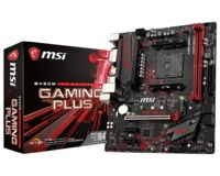 MSI B450M Gaming Plus Motherboard