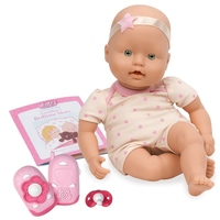 "Baby Sweetheart: Bed Time - 12"" Baby with Book"