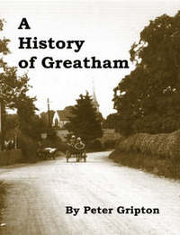 A History of Greatham by Peter Gripton image