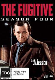 The Fugitive Season 4 on DVD