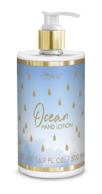 Lady Jane Ocean Blue Hand Lotion