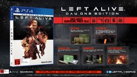 Left Alive Day One Edition for PS4 image