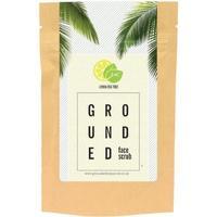 Grounded Face Scrub - Lemon Tea Tree (60g)