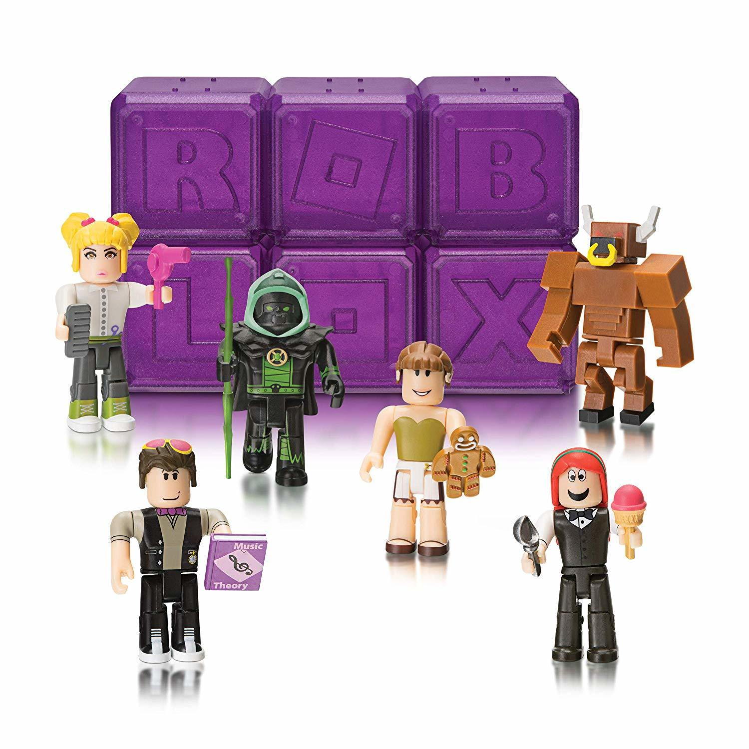 Roblox Mystery Box Series 3 - Roblox Celebrity Mystery Figure Series 3 Blind Box
