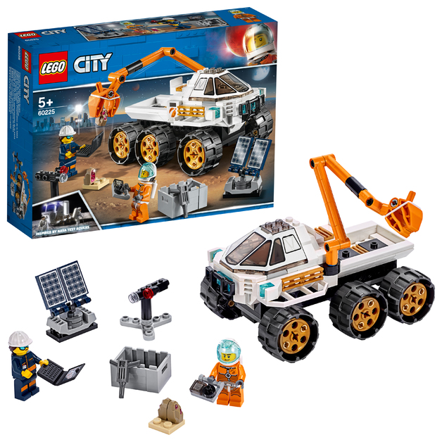 LEGO City: Rover Testing Drive - (60225)