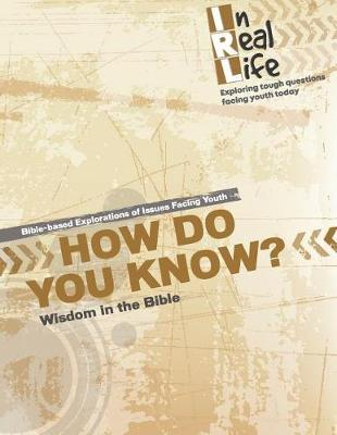 How Do You Know? by The Pastoral Center