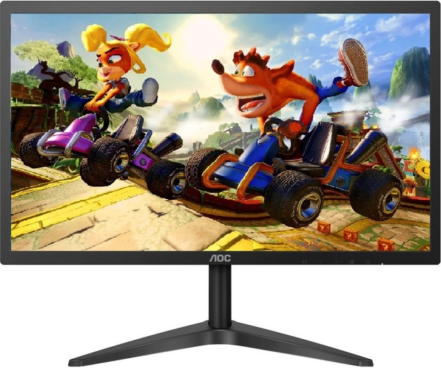 "21.5"" AOC FHD 5ms IPS HDMI Monitor"