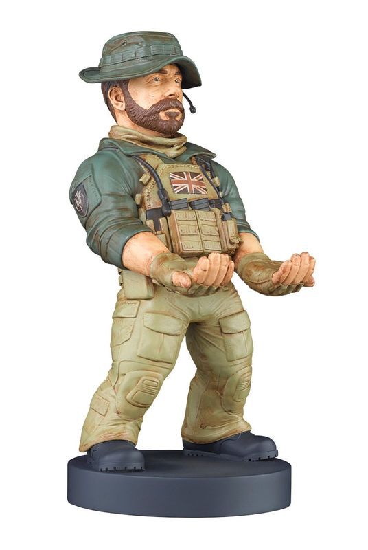 Cable Guy Controller Holder - Capt Price for PS4