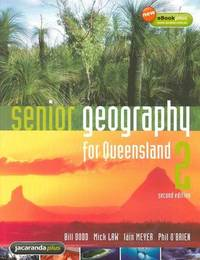 Senior Geography for Queensland Book 2 2E & eBookPLUS by Iain Meyer