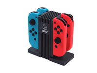Gorilla Gaming Switch Quad Charging Dock for Switch image