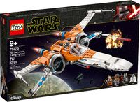 LEGO Star Wars - Poe Dameron's X-wing Fighter (75273) image