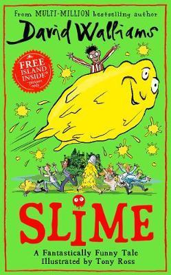 Slime by David Walliams image