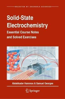 Solid-State Electrochemistry by Abdelkader Hammou