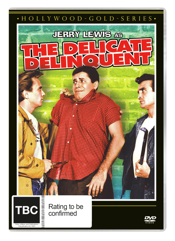 Delicate Delinquent on DVD