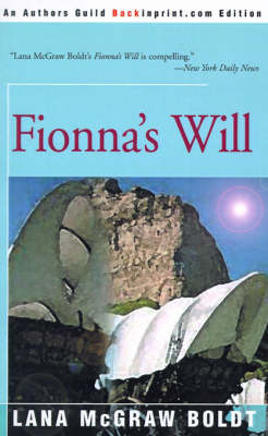 Fionna's Will by Lana McGraw Boldt image