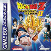 Dragon Ball Z: The Legacy of Goku II for Game Boy Advance