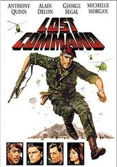 The Lost Command on DVD