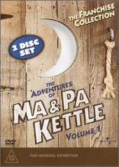 Adventures Of Ma & Pa Kettle on DVD