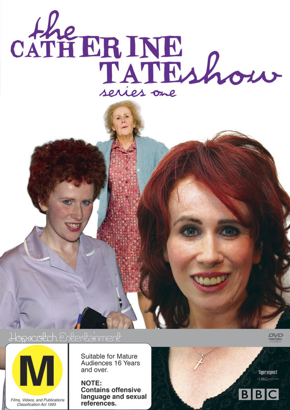 The Catherine Tate Show - Series 1 on DVD