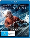 All Is Lost on Blu-ray