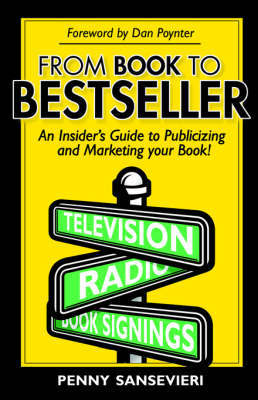 From Book To Bestseller by Penny Sansevieri