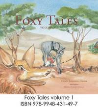 Foxy Tales: v. 1 by Denys Johnson-Davies image