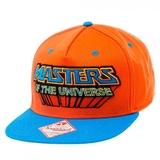 Masters Of The Universe Logo Snapback Cap