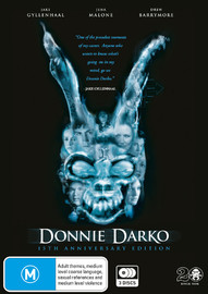 Donnie Darko: 15th Anniversary Edition on DVD