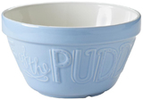 Mason Cash Bake My Day Pudding Bowl - Blue (16cm)