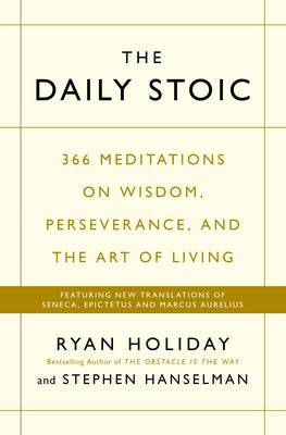 The Daily Stoic by Ryan Holiday image
