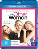 The Other Woman on Blu-ray, UV